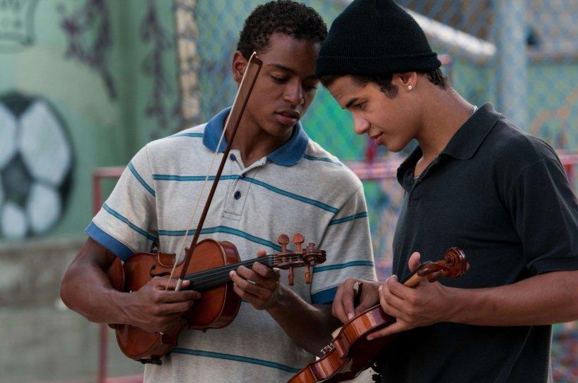 El profesor de violín 1