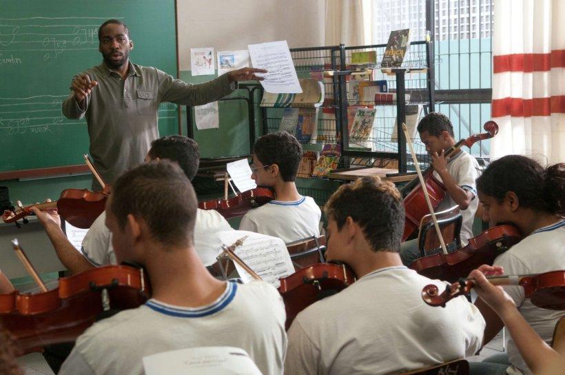 El profesor de violín 2