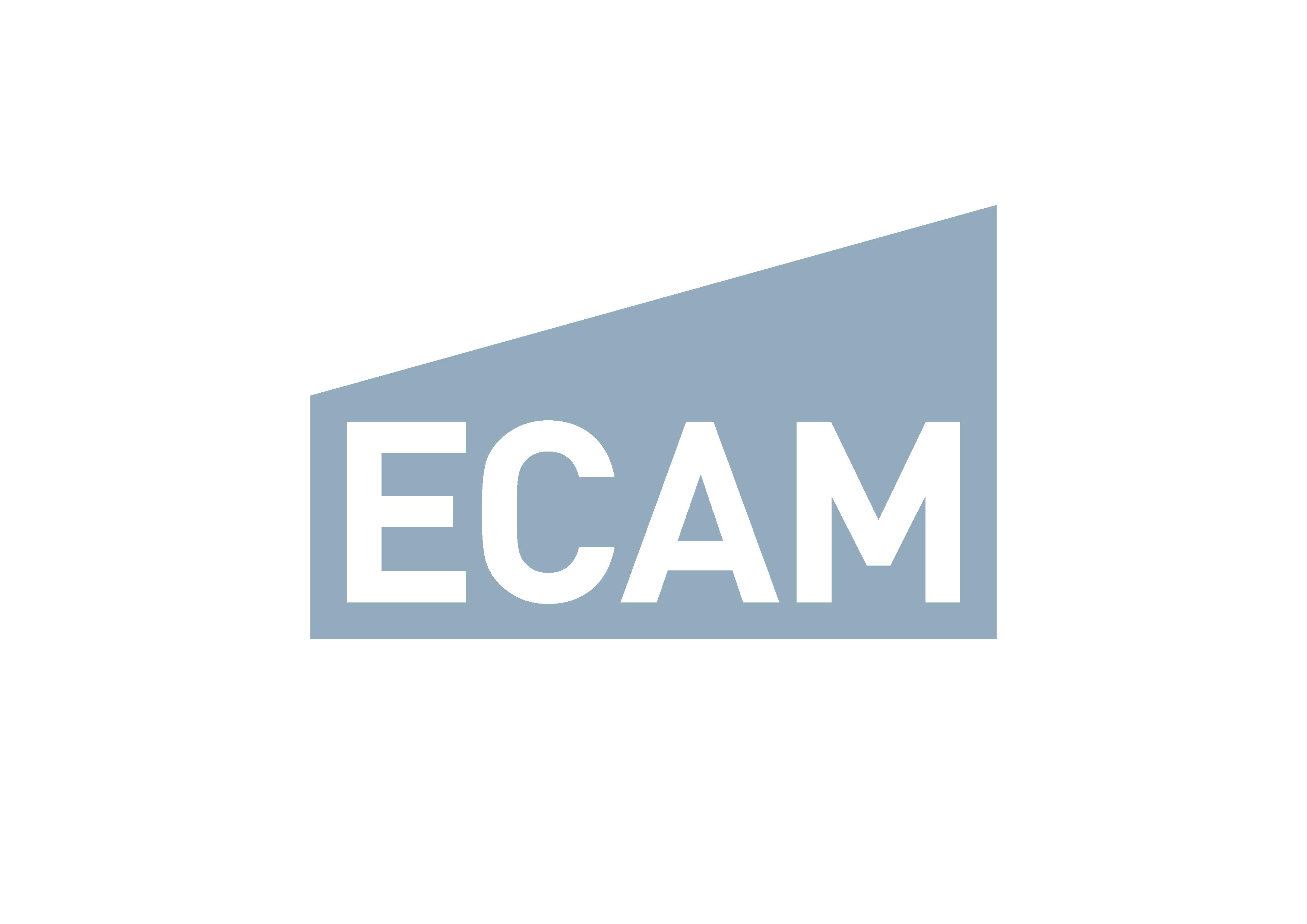 Logo de ECAM
